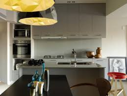 Funky Kitchen Minimalist Kitchen With Black Dining Table In Small Taiwanese