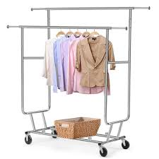 Heavy Duty Coat Rack Stands AmazonSmile Topeakmart Clothing Rack Commercial Grade Rolling 67