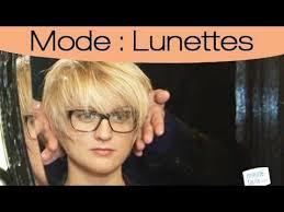 Coiffure Femme Lunettes