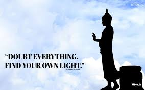 Statue Quotes Cool Lord Buddha Statue With Quotes HD Wallpaper