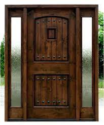 wood entry doors with glass front mesmerizing exterior door panel inserts alder wooden solid wood entry doors with glass