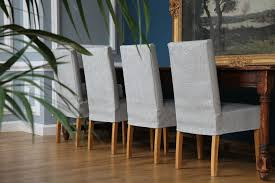 stunning grey covers to fit the habitat altea dining chair x 6 new
