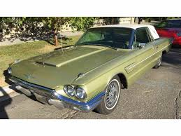 1965 Ford Thunderbird for Sale on ClassicCars.com - 33 Available