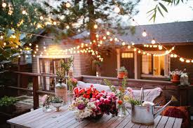 backyard string lighting ideas. string backyard lighting allows users to decorate places of the yard that are not usually covered ideas s