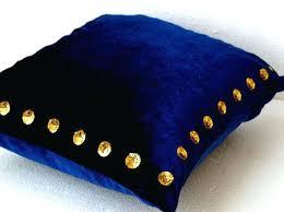 royal blue decorative pillows. Perfect Decorative Navy Accent Pillows Traditional Royal Blue Decorative Bedroom Best  Throw Pillow To Royal Blue Decorative Pillows B