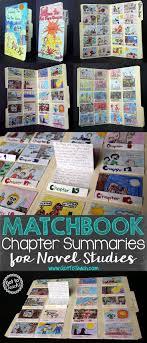 matchbook chapter summaries novels fern and school matchbook chapter summaries