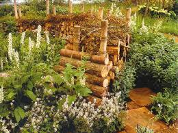 Small Picture Garden Design Garden Design with Woodland Garden Eclectic
