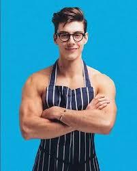Topless Baker', Matt Adlard Is Breaking The Internet For Being As ...