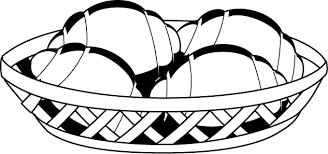パン28 ロールパン 食料理食材の無料イラスト素材 イラストポップ