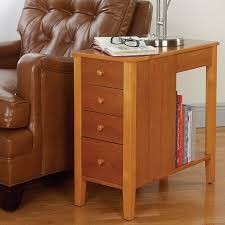 marvelous skinny side table with narrow