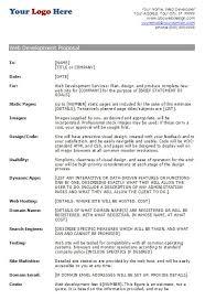 Website Design Proposal Samples Magdalene Project Org