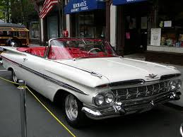 1958 CHEVROLET CONVERTIBLE | 1958 and 1959 chevrolet impala ...