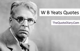 Yeats Quotes Simple W B Yeats Quotes The Quote Diary Medium