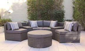 Outdoor Living Room Furniture Prescott Outdoor Sectional Sofa The Dump Americas Furniture