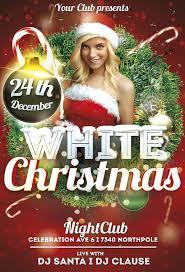 38 Free Christmas Party Flyer Psd Templates Designyep