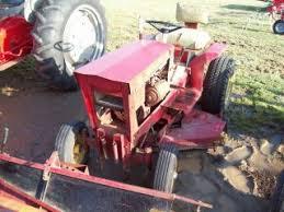 vine original bush hog d4 10 lawn and garden tractor hard to find