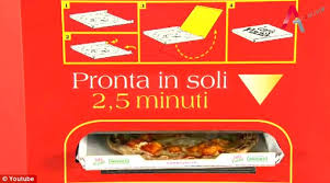 Vending Machine Pizza Maker Cool Let's Pizza The Pizza Vending Machine Creating Each Pie From