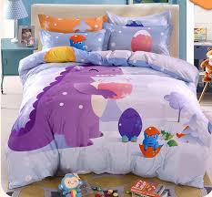 dinosaur bedding full size set 100cotton kids boys girl 3d dinosaur 43 bedding set twin queen