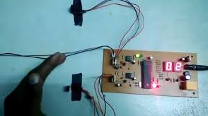 Automatic Room Light Controller With Bidirectional Visitor Counter Project