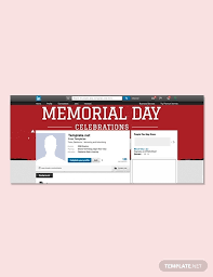 Free 10 Memorial Day Banner Examples Templates Download