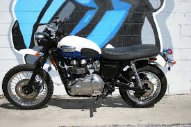 2006 triumph scrambler motorcycle for sale youtube