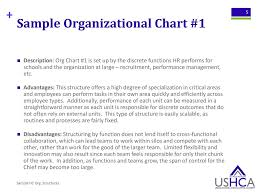 Organizational Chart With Description Sample Hc Organizational Structures Ppt Download