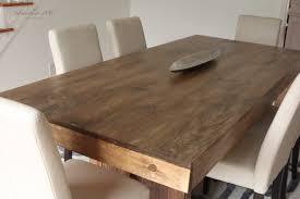 solid wood dining table. Solid Wood Dining Table Rustic Prepossessing Best Ideas Of Pleasing Design T
