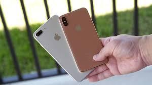 Video trên tay iPhone 8 và iPhone 7s Plus cực kì rõ nét, so sánh với iPhone  7 Plus