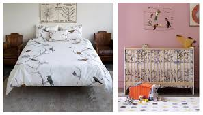 dwell studio bedding. Contemporary Dwell Chinoiseriechic For Adults On The Left Image Via Dwell Studio And  Kitschycute Birdies Kids Right Studio Inside Studio Bedding I