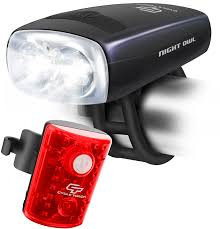 Usb Bicycle Light Set Buy Cycle Torch Night Owl Usb Rechargeable Bike Light Set