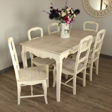 cream dining room s large set table and 6