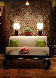 Thai Inspired Modern Design asian-living-room