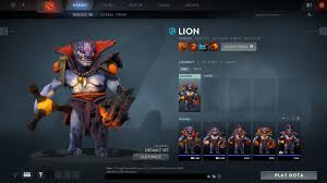 dota 2 lion gameplay demo youtube
