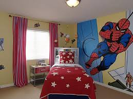 Camera da letto 500u20ac spiderman pittura idee camera da letto per