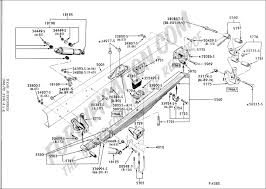 1990 ford bronco radio wiring diagram 1990 discover your wiring 2001 ford excursion front suspension diagram