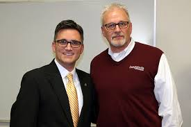 Dr. Shane Garrison named new vice president for enrollment services -  Campbellsville University