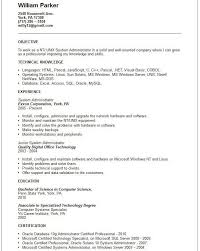 Download Junior System Engineer Sample Resume .