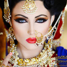 exclusive bridal makeup 2017