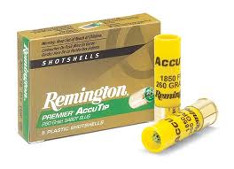 Sabot Slug Ballistics Chart Premier Accutip Sabot Slugs Remington