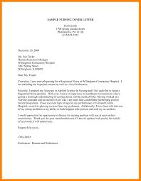 Application Letter For Nurse Manager Position Covering Volunteer