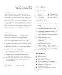 Office Assistant Resume Examples Magnificent Administrative Assistant Resume Samples Tyneandweartravel