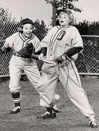U201cLucy Showu201d Episode In Which Vivian And Lucy Are Involved With Baseball,  And U201c