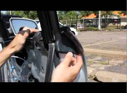 audi a4 window regulator replacement removal and installation you