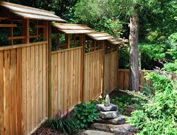 Japanese Garden Structures Asian Style Fence Japanese Style Gardens Pinterest Low