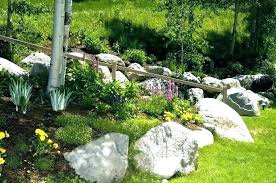 big rocks for garden large rock landscape photos backyard white where