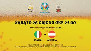 Ottavi di finale - Europei 2020 - SMS Serpiolle