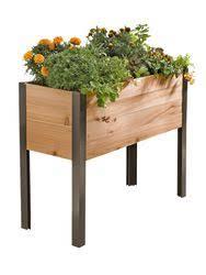 standing garden elevated garden planters69