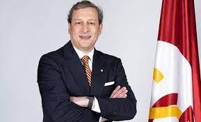 """Klage"""" Warnung von Burak Elmas an die Regierung von Galatasaray"""