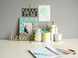 diy office desk accessories. Set Up And Get Organized Diy Office Desk Accessories