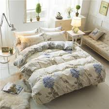 girls queen king size bedding set princess fl print bed sheet set duvet cover pillowcase bedspreads and comforters nautical bedding from starch